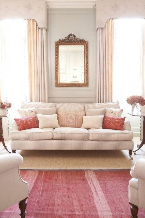 Comfortable Feminine Living Room Best Of Vivacious and Cute Feminine Living Rooms