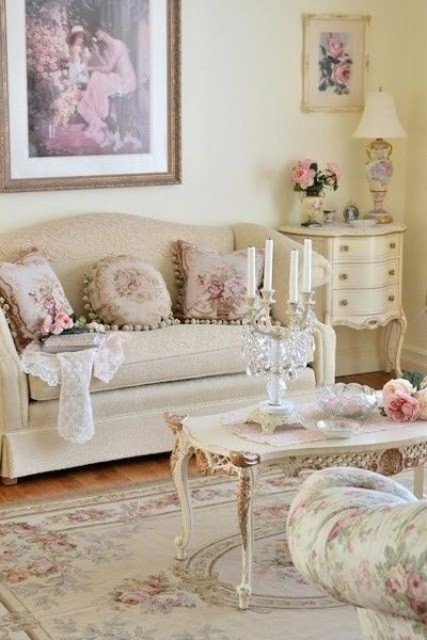 Comfortable Feminine Living Room Inspirational Modern Furniture 2013 Stylish and Feminine Living Rooms Decorating Ideas