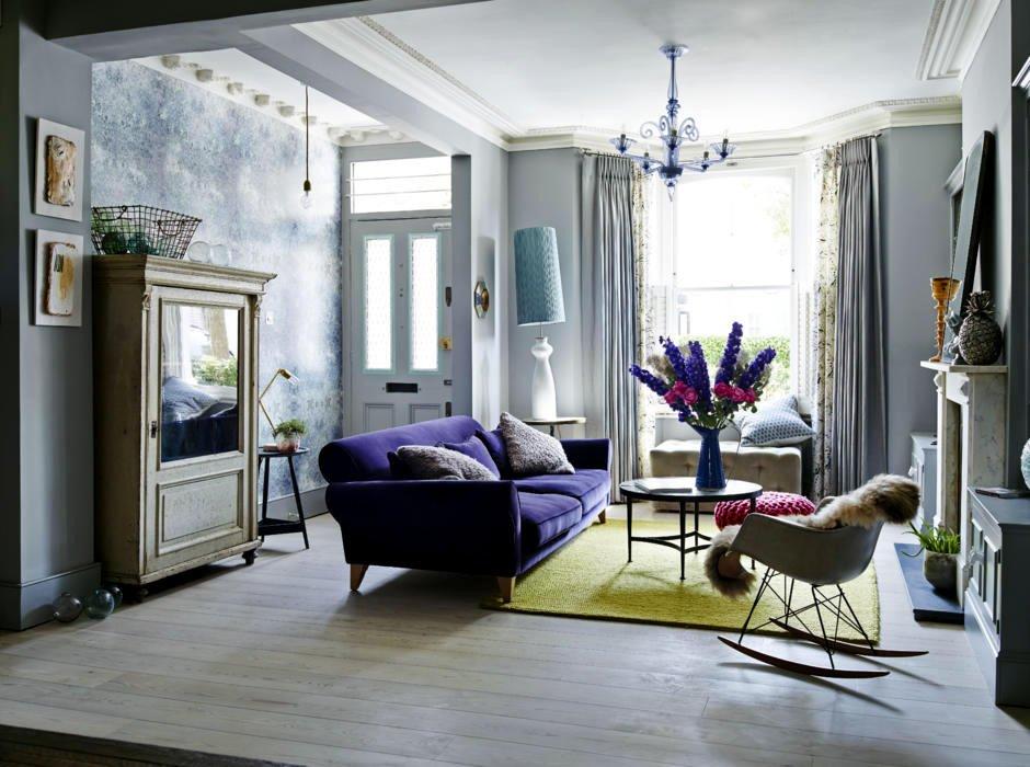 Comfortable Feminine Living Room New Living In A Feminine Look