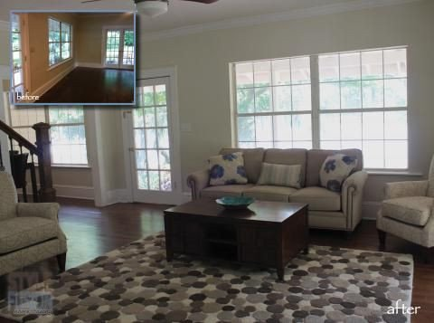 Comfortable formal Living Room Lovely Stage to Sell Slide Shows