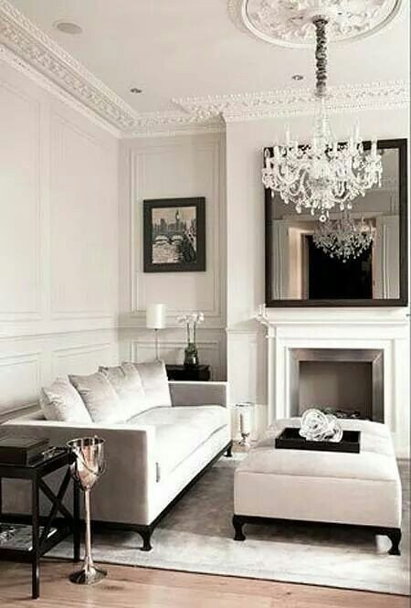 Comfortable formal Living Room New Luxurious fort Tiny Jewel Box