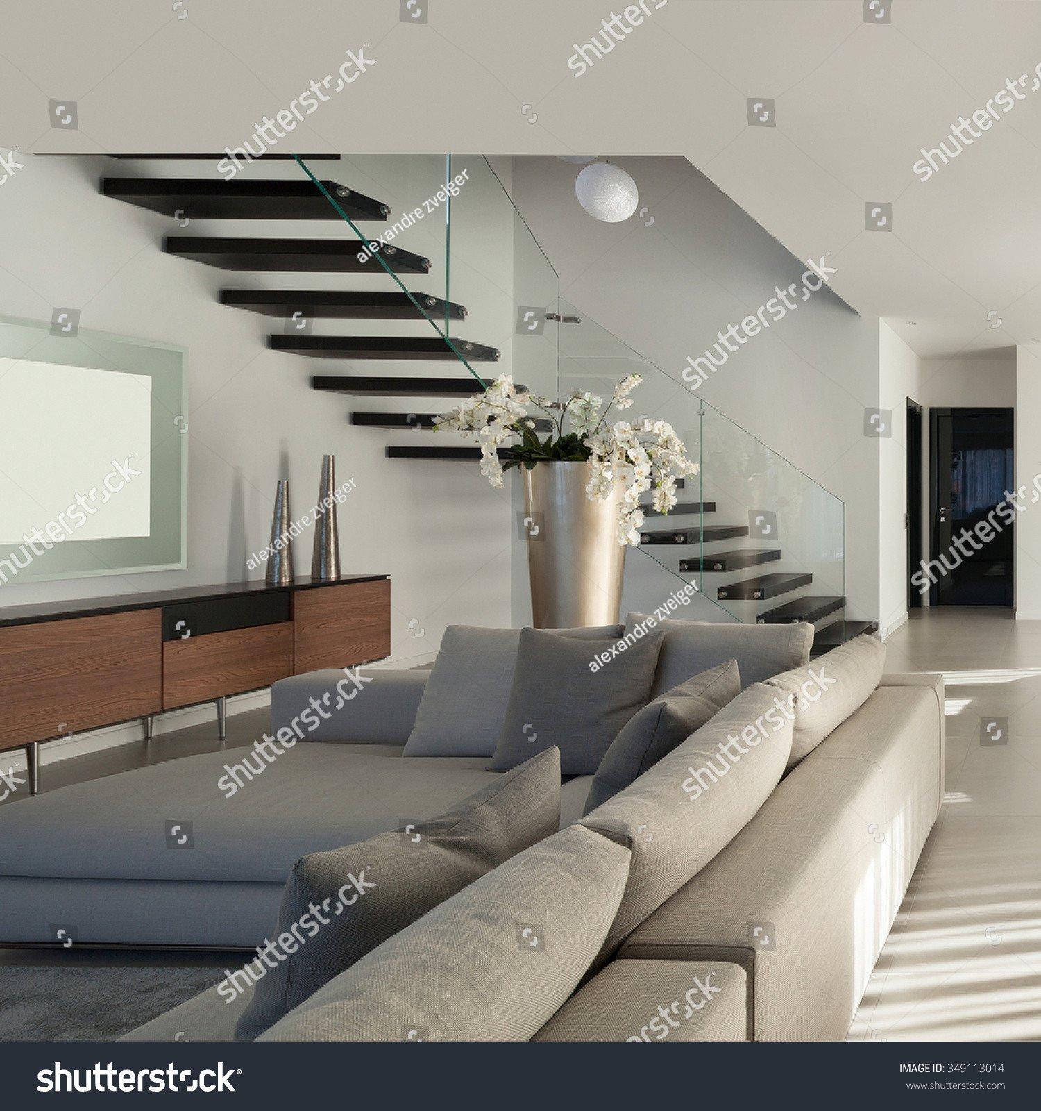 Comfortable Living Room Apartment Elegant Interior A Modern Apartment fortable Living Room Stock Shutterstock