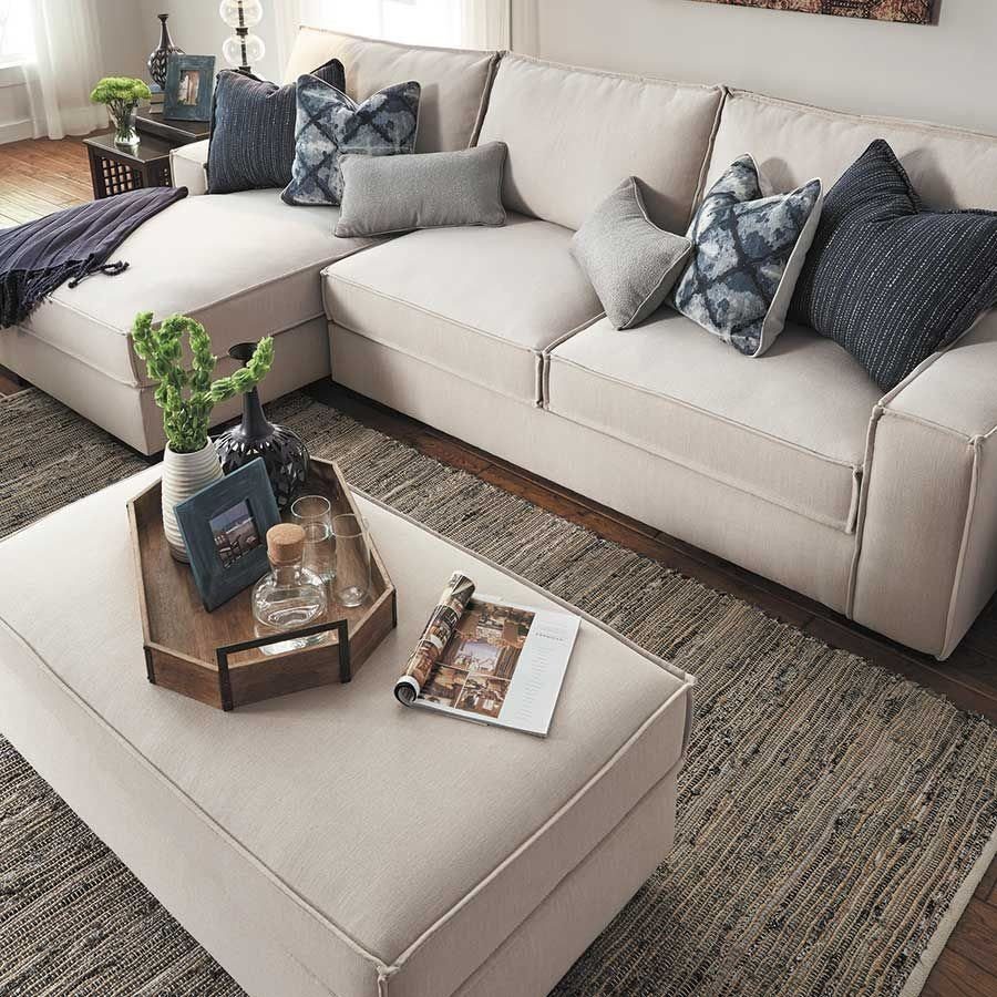 Comfortable Living Room Chaise Lounge Lovely the Kendleton Stone Chair 2pc Sectional sofa W Laf Chaise From the Kendleton Stone Collection