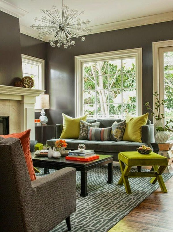 Comfortable Living Room Colors Inspirational 20 fortable Living Room Color Schemes and Paint Color Ideas