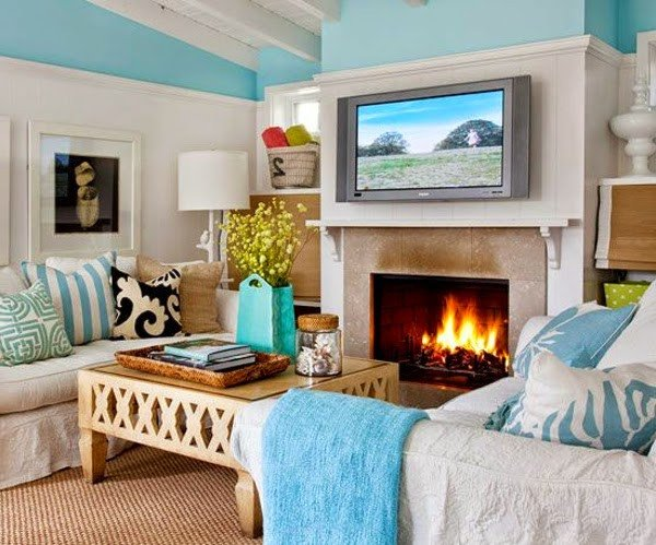 Comfortable Living Room Colors Lovely 20 fortable Living Room Color Schemes and Paint Color Ideas Pale Blue Living Room Ideas