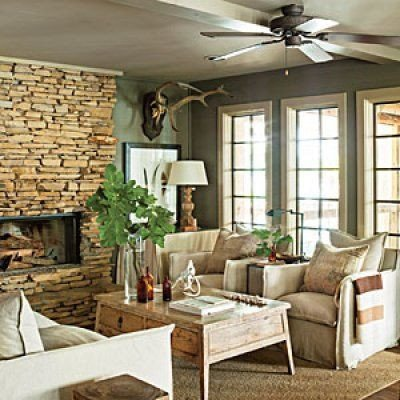 Comfortable Living Room Fireplace Elegant 24 Lake House Decorating Ideas Living Family Rooms