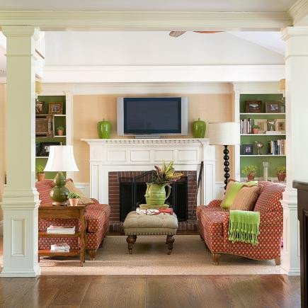 Comfortable Living Room Fireplace Luxury 15 fortable Family Rooms