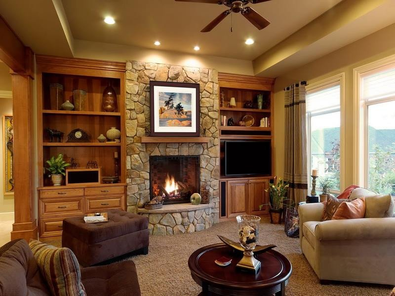 Comfortable Living Room Fireplace Luxury 54 fortable and Cozy Living Room Designs