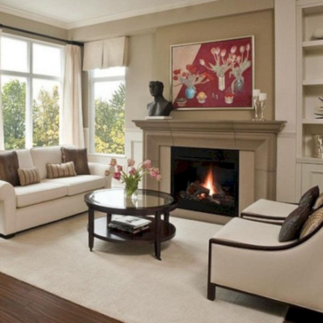 Comfortable Living Room Fireplace Unique 35 Awesome Living Room Fireplace Decoration Ideas for fortable Winter – Roomy