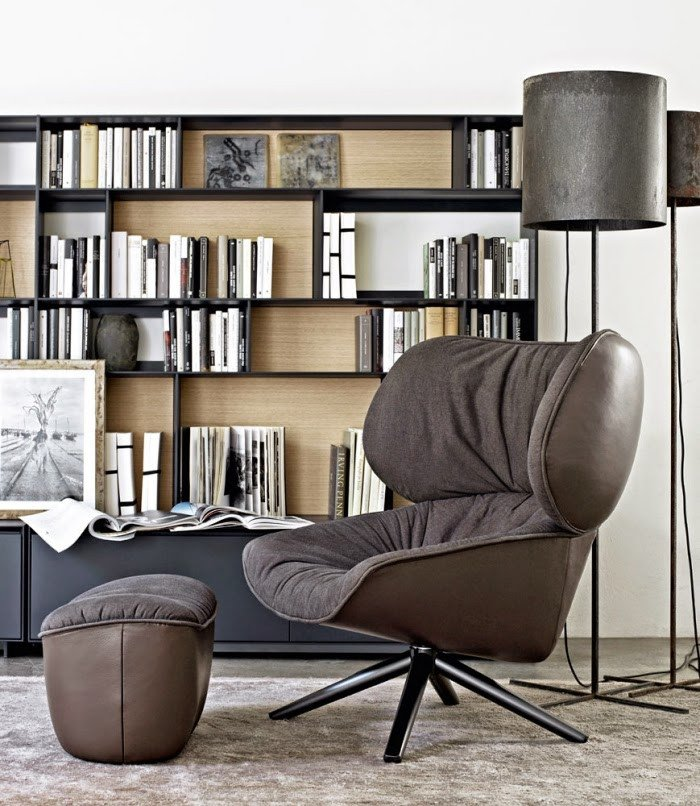 Comfortable Living Room Furniture Inspirational top 10 fortable Living Room Chairs by Spanish Designer