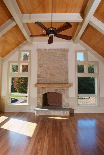 Comfortable Living Room Hickory Floor Awesome Hickory Floor Traditional Living Room Other by Baird Brothers Fine Hardwoods