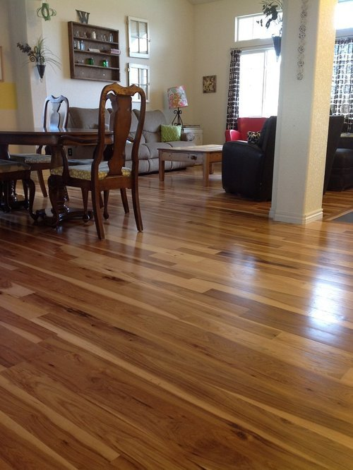 Comfortable Living Room Hickory Floor Elegant Natural Hickory Hardwood Floors Home Design Ideas Remodel and Decor