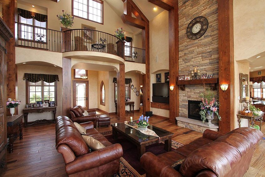 Comfortable Living Room Hickory Floor Inspirational 39 Beautiful Living Rooms with Hardwood Floors Designing Idea