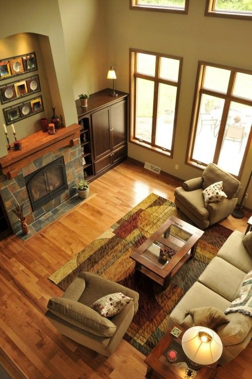 Comfortable Living Room Hickory Floor Unique Hickory with Wood Trim Hardwood Floors Miscellaneous Home Design Ideas