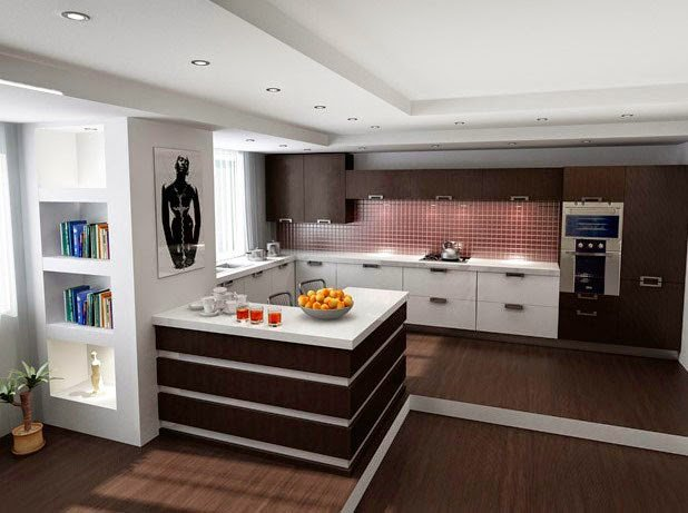 Comfortable Living Room Kitchen New Design Kitchen Living Room fortable and Modern Part 2