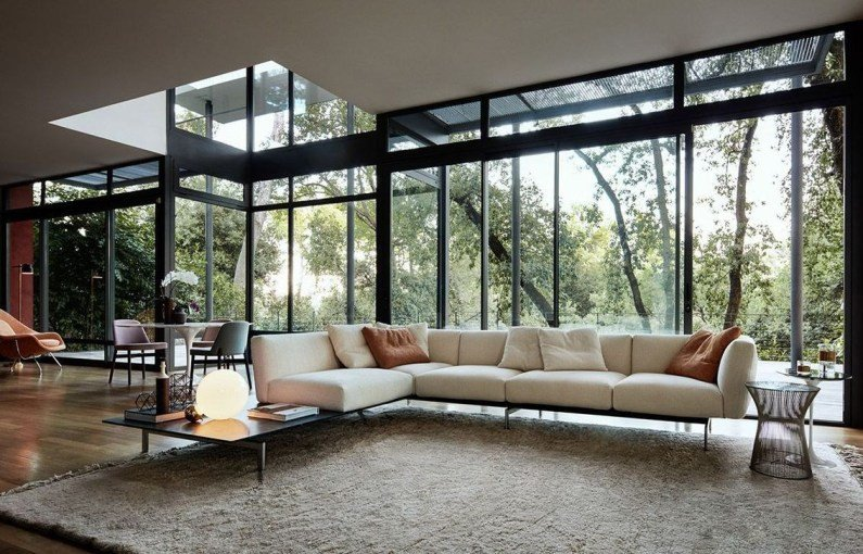 Comfortable Living Room Mid Century Beautiful 31 fortable and Modern Mid Century Living Room Design Ideas Homystyle