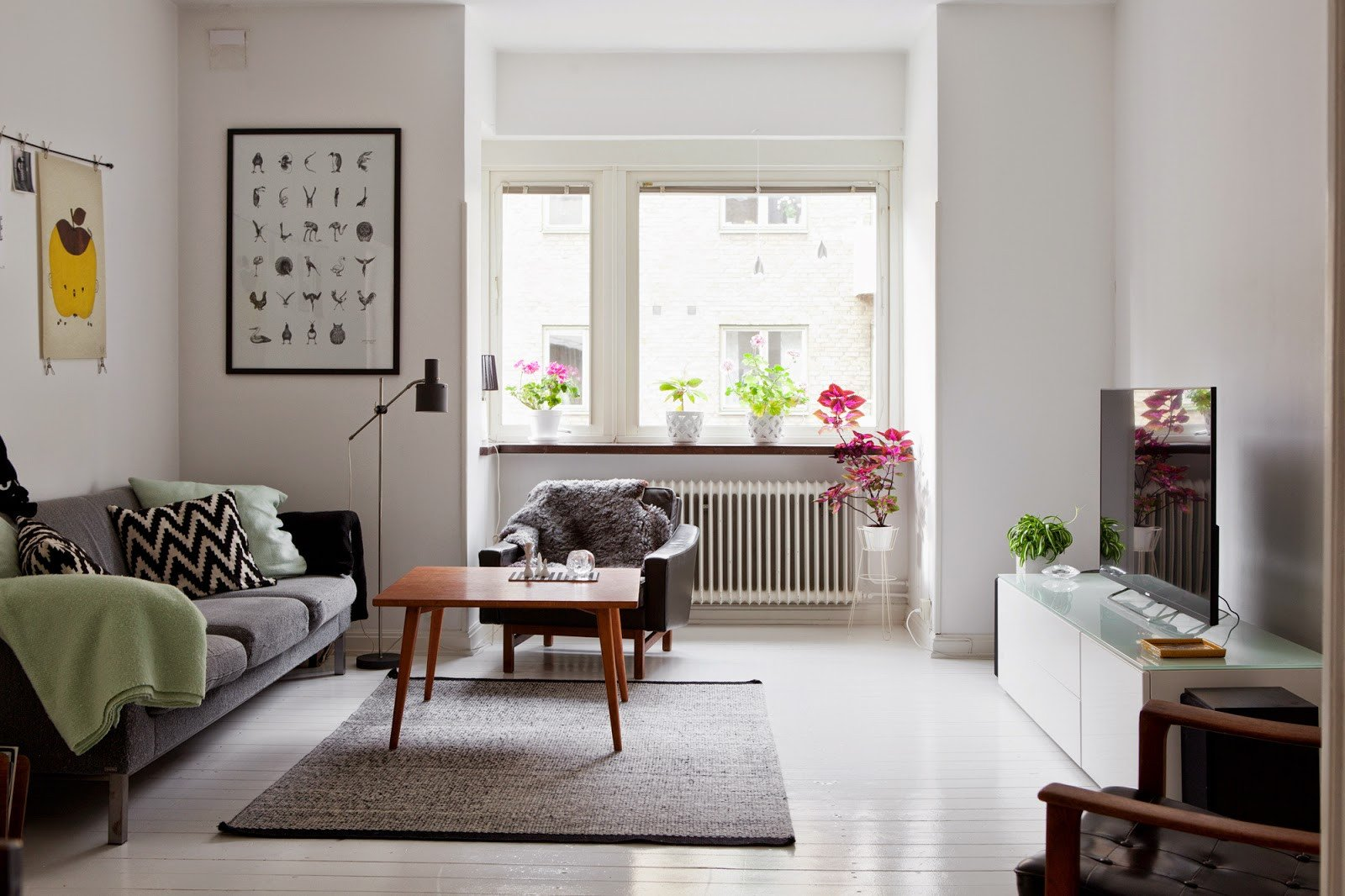 Comfortable Living Room Mid Century Beautiful My Scandinavian Home A Malmö Apartment with A Mid Century touch