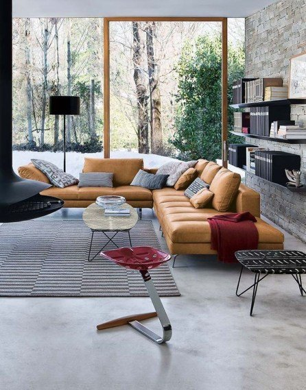 Comfortable Living Room Mid Century Elegant 31 fortable and Modern Mid Century Living Room Design Ideas Homystyle