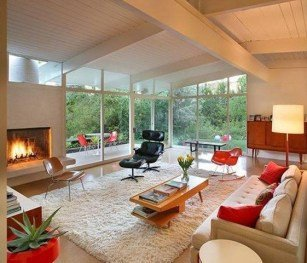 Comfortable Living Room Mid Century Fresh 31 fortable and Modern Mid Century Living Room Design Ideas Homystyle