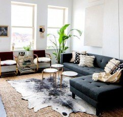 Comfortable Living Room Mid Century Luxury 31 fortable and Modern Mid Century Living Room Design Ideas Homystyle