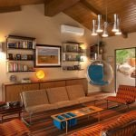 Comfortable Living Room Mid Century New Amazing and fortable Mid Century Living Room