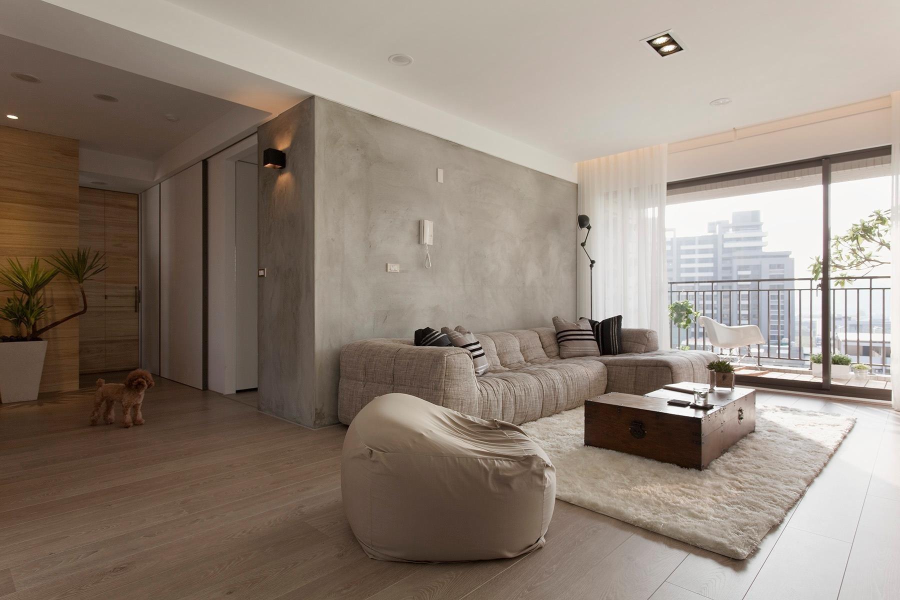 Comfortable Living Room Minimalist Elegant fortable Contemporary Decor