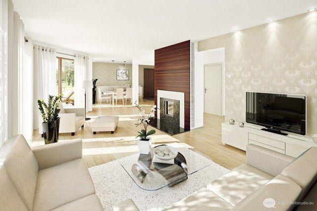 Comfortable Living Room Minimalist Fresh 25 Living Room Design & Decoration Ideas