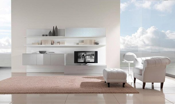 Comfortable Living Room Minimalist Lovely fortable Living Room Style with Modern Furniture