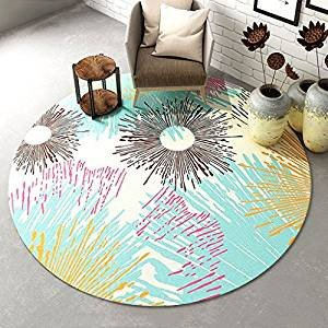 Comfortable Living Room Rugs Beautiful Amazon Xxy Round Carpet Bedside Bedroom Rug Personalized Living Room Rug Children S Cartoon