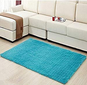 Comfortable Living Room Rugs Best Of Amazon Adasmile Super fortable Thin Indoor Modern Shaggy area Rugs Floor Mat Cover