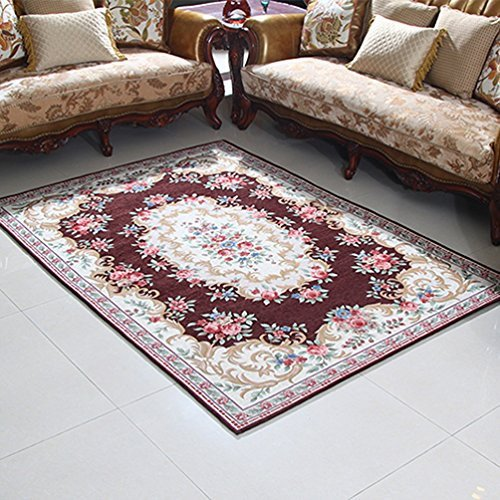 Comfortable Living Room Rugs Unique Amazon Lqqffhousehold Products Rug Luxurious European Living Room Rectangular Rug Bedroom