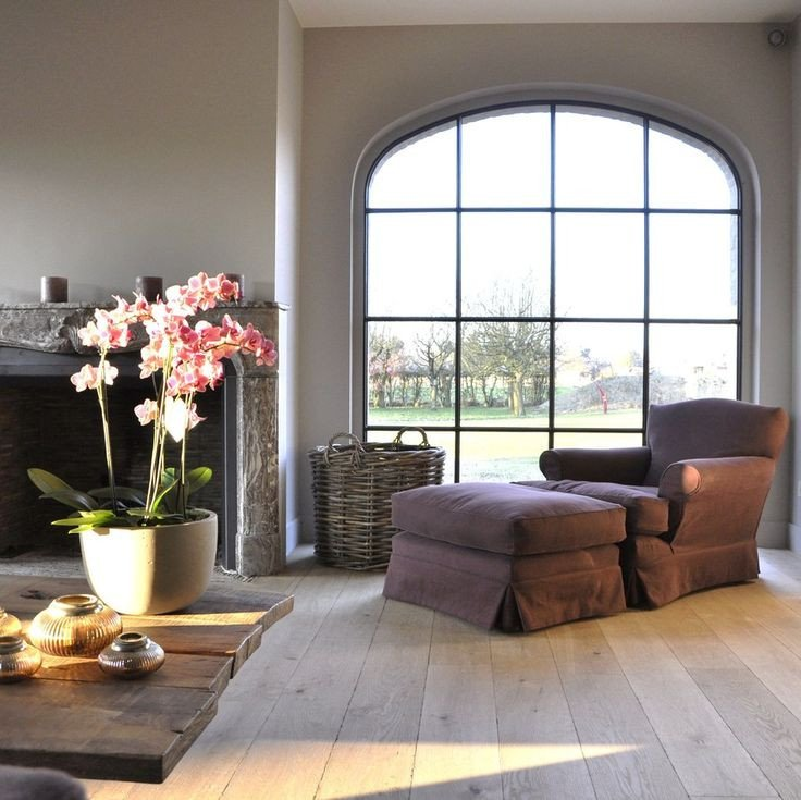 Comfortable Living Room Timeless Best Of Deurle by Architect Anje Dhondt Featured On Timeless Living Love the Window