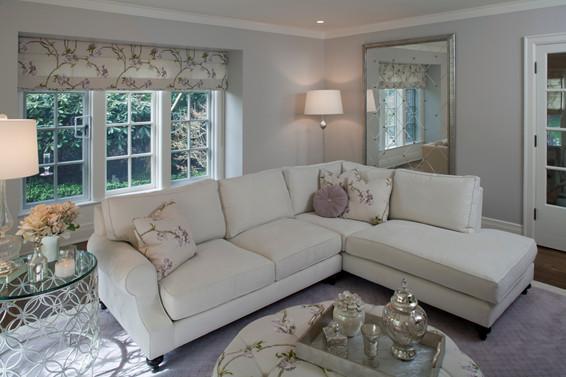 Comfortable Living Room Timeless Elegant Timeless Living Room — Authentic Home