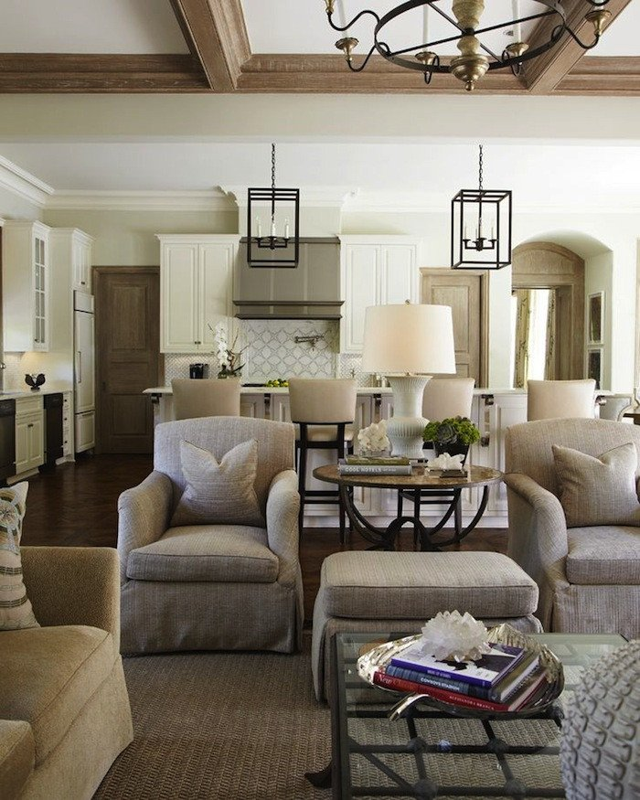 End Tables in the Living Room & Beyond