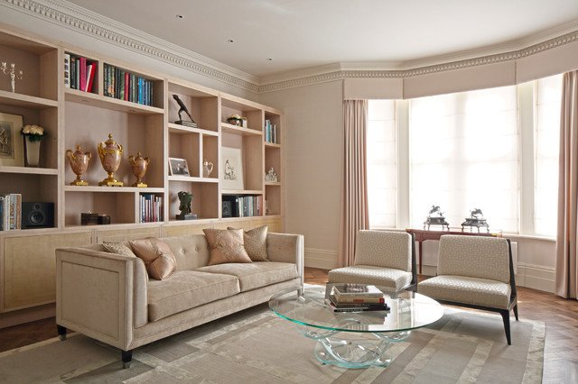Comfortable Living Room Timeless Lovely Stylish Elegant Timeless Contemporary Living Room Other Metro by Susan Fisher Graphy