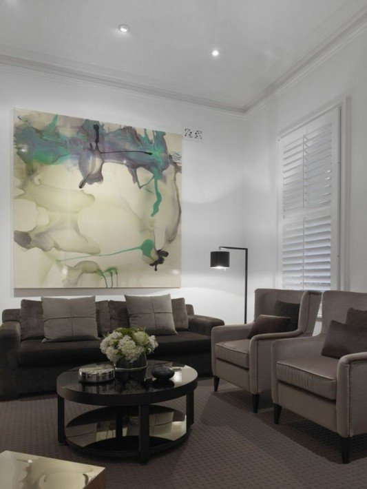Modern House Renovation with Classic Victorian Interior Design DMH Residence by Mim Design