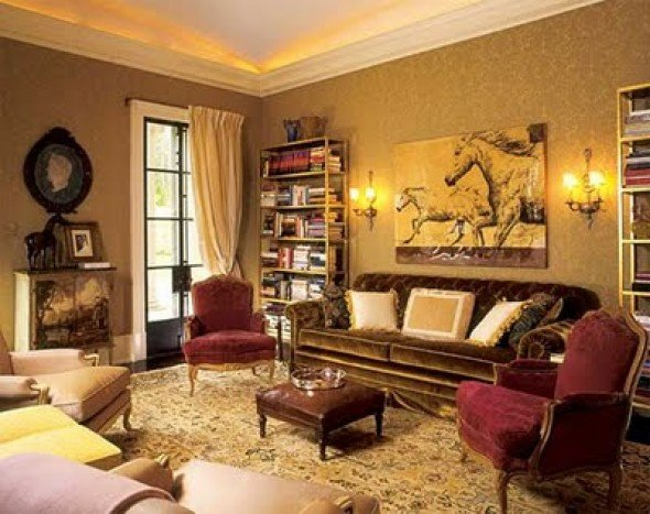 Comfortable Living Room Victorian Fresh Luxurious Victorian Living Room Decoration Style that Charming and Wel Ing – House Design Ideas