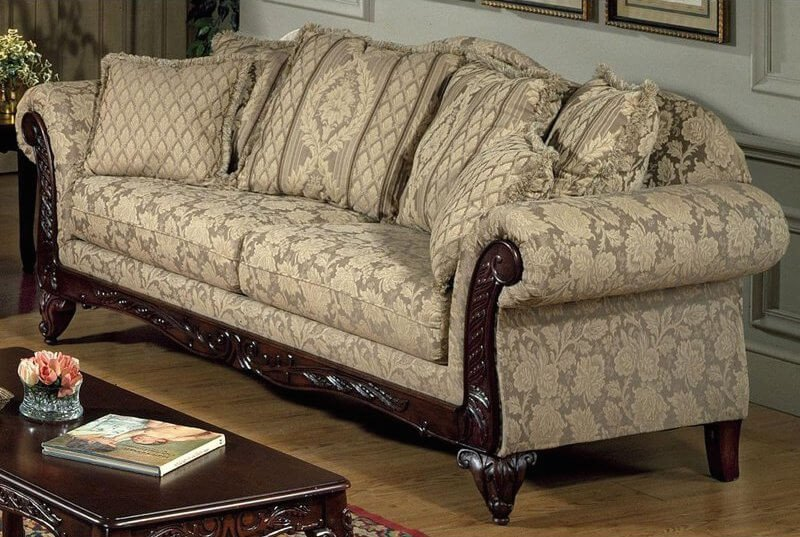 Comfortable Living Room Victorian Lovely 20 fortable Living Room sofas Many Styles