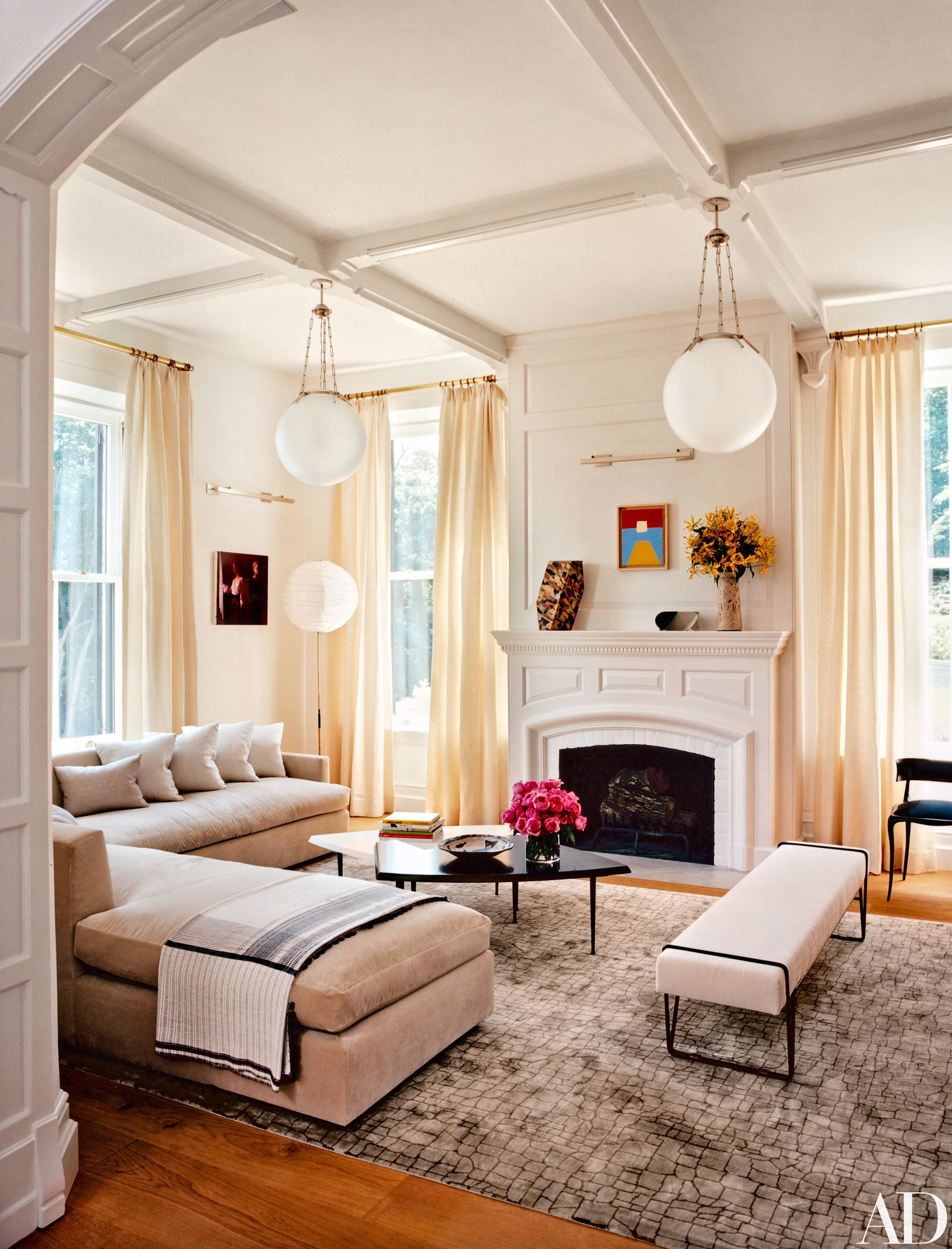 Comfortable Living Room Victorian Luxury 14 Amazing Living Room Makeovers S