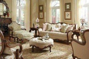 Comfortable Living Room Victorian Unique Victorian Living Room Furniture Foter