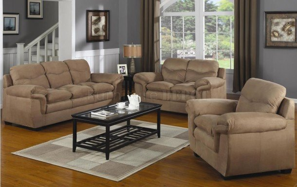 Comfortable Living Roomcouch Awesome Homemillion