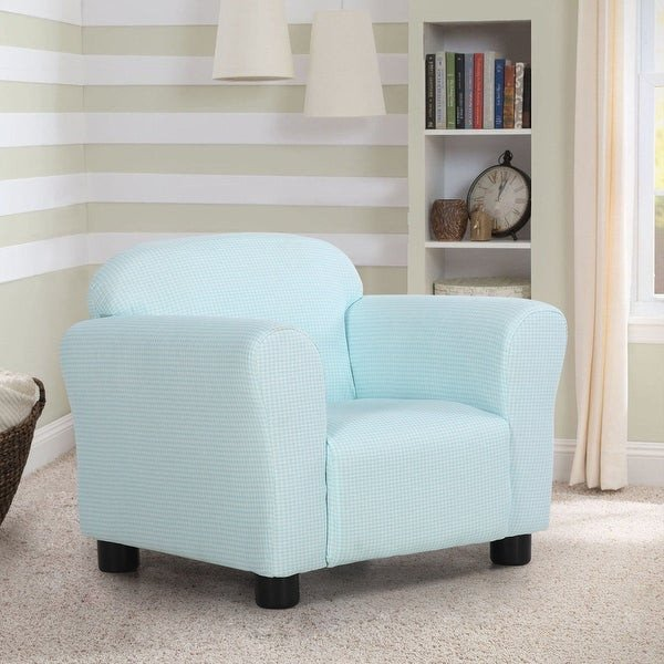 Comfortable Living Roomcouch Lovely Shop Costway Green Kids sofa Armrest Chair Children toddler fortable Living Room Furniture