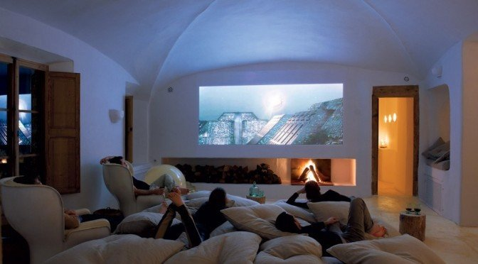 Comfortable Living Roomfor Movie Watching Lovely How to Create Your Own Home Cinema Experience