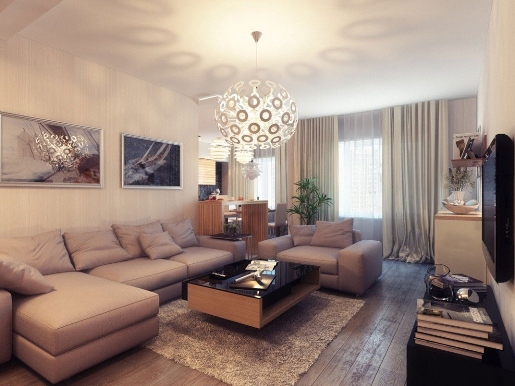 How to Design Open Living & Dining Spaces Interior Design Living Room Design Ideas Interior