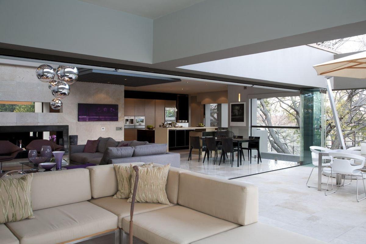 Comfortable Open Living Room Beautiful Open Plan Living Room Twipik
