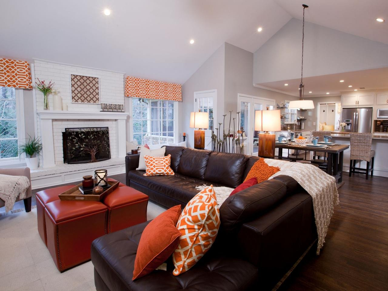 Comfortable Open Living Room Unique S Property Brothers
