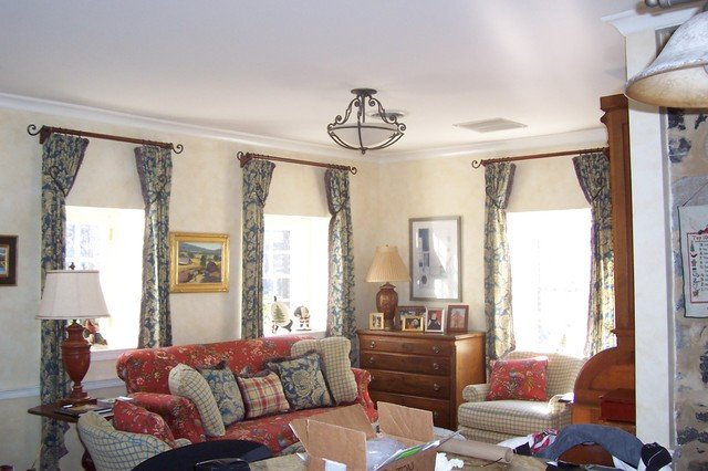 Comfortable Traditional Living Room Elegant A Casual & fortable Sitting Room Traditional Living Room Baltimore by Jb Interiors Inc