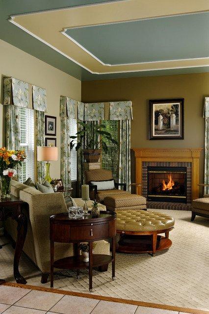 Comfortable Traditional Living Room Elegant fortable Family Room Traditional Living Room Dc Metro by Studio Ramos Llc