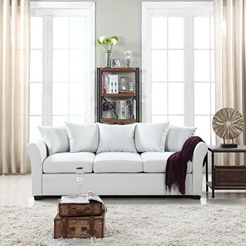 Comfortable Traditional Living Room Luxury Amazon Classic and Traditional Ultra fortable Linen Fabric sofa Living Room Fabric