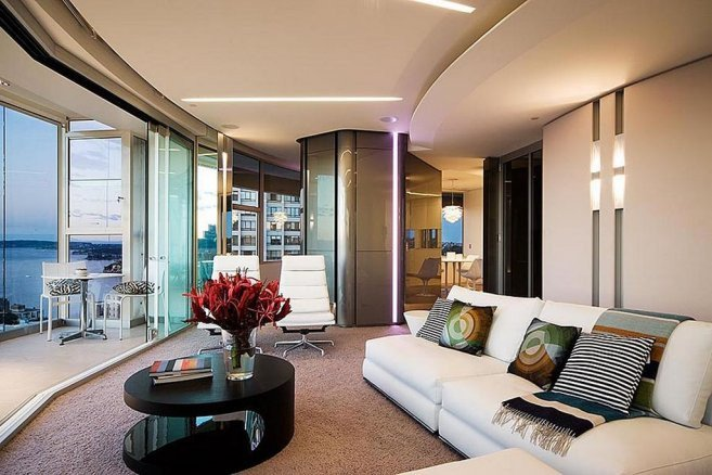 Contemporary Apartment Living Room Beautiful Modern Living Room Designs for the Contemporary Home